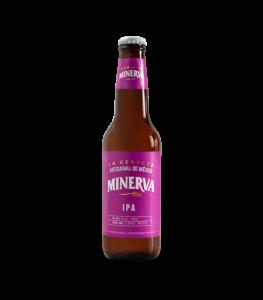 メキシコ産 クラフトビール ミネルバ IPA【紫】355ml×24本